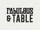 FAbULOUS & TABLEAU